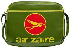 Air Zaire Tasche Umhängetasche Schultertasche Sporttasche - grün - Logoshirt