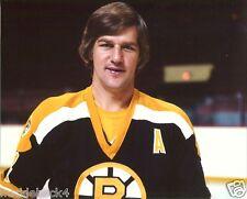 BOBBY ORR Color Photo (c) in action HOF Boston Bruins #13