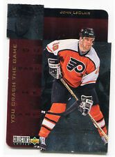 1996-97 Collector's Choice Crash the Game Gold Prize 12 John LeClair
