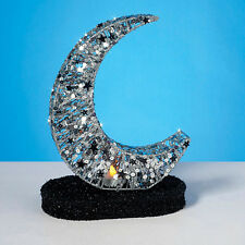 Moon Centerpiece-Shimmering party-wedding-decoration-votive candle
