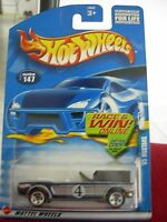 Hot Wheels 65 Mustang #147 from 2001 Convertible!!
