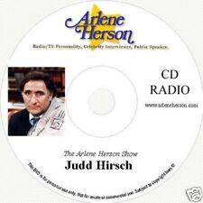 Judd Hirsch Radio Interview 6 segments  40 Minutes  CD