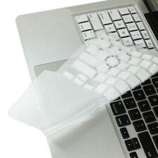 FULL WHITE Keyboard Skin Cover Case for Macbook Pro 13