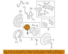 TOYOTA OEM ABS Anti-lock Brakes-Rear Speed Sensor 8954448010