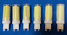 6 Pack G9 LED Bulb 10w 6000K Equivalent 100W Halogen Bulbs. AMAZING LIGHT!!