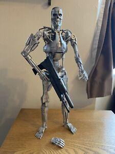 NECA 18 Inch Terminator / Endoskeleton Terminator Figure