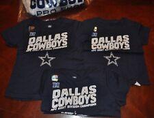 152ef6af4 DALLAS COWBOYS T SHIRT NFL FOOTBALL STAR NFC EAST Champs Toddler Multiple  SZS