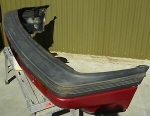 Vehicle: 1986-91 MAZDA 929 HC  FRONT BUMPER BAR