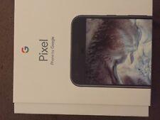 Google Pixel - 32GB - Quite Black (Unlocked) Brand New in Box Sealed