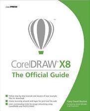 CORELDRAW X8 - BOUTON, GARY DAVID - NEW PAPERBACK BOOK