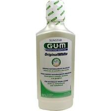 GUM Original White Mundspülung o.Alkohol 500ml PZN 195914