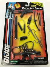 GI JOE MARTIAL ARTS TRAINING ACTION EQUIPMENT 1994 G.I. JOE NEW SEALED 12IN