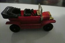 Tomica 1977 Tomy Type T Ford No. F11-2 Red clean