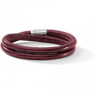 "Brighton double  woodstock       plum     bracelet  OS  16""   $50  nwot"