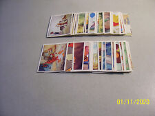 Complete set of 120 Different Panini 1997 Winnie the Pooh Stickers