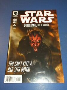 Star Wars Darth Maul Son of Dathomir #1 NM Gem Wow Hot Rare Book