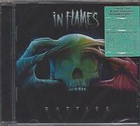 IN FLAMES / BATTLES * NEW CD 2016 * NEU *