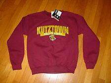 KUTZTOWN University Golden Bears CREW NECK  Sweatshirt NEW NWT  XXLarge  XXL 2XL
