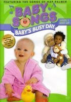 Hap Palmer - Baby Songs: Baby's Busy Day [New DVD]