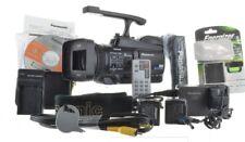 Panasonic AG-HMC45  video camera cam working With Accesories