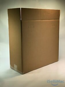 """Custom Shipping box for 27"""" iMac/27"""" Thunderbolt Display with Inserts"""