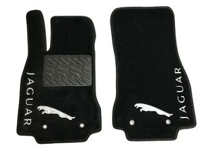 Floor Mats For 🇬🇧JAGUAR XK / XKR (Х150)  2007-2014🏅✅ [LHD] ✅