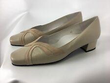 GENUIA COMFORT Schuhe, Pumps, rosa, Größe 42, Leder