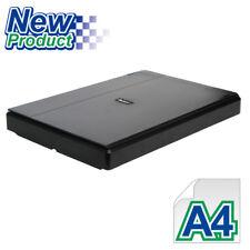 Avision-A4-FB10 Flachbett Scanner (Perfekter Buchscanner) inkl. PaperPort 14SE