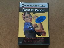 PBS HOME VIDEO DARE TO REPAIR DVD NEW & SEALED