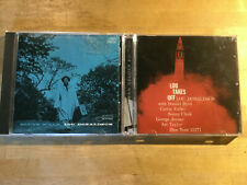 Lou Donaldson [2 CD álbumes] takes of + blues Walk/Donald Byrd [Blue Note]