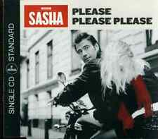 Maxi CD Sasha/Please Please Please (02 Tracks)