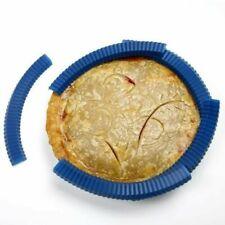 "Norpro 5pc Adjustable Reusable Pie Crust Burning Shield - Fits 9""-12"" Pies"