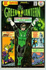 DC SPECIAL PRESENTS - GREEN LANTERN #20 FN- GREEN LANTERN STORIES 1976
