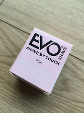 EVO shave by touch womens razor for pink parcel BNIB