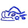 Samco Set Manchon Tuyaux Radiateur Bleu Suzuki Gsxr 600 2000-2003