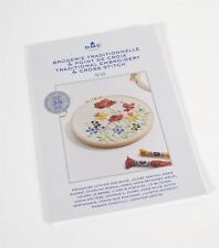 DMC Cross Stitch Pattern Book 03 - Flowers of the 4 Seasons for Etoile Threads