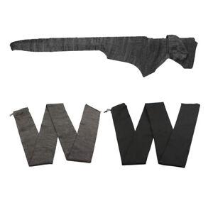 "160cm 62"" Silicone Treated Long Gun Sock Rifle Shotgun Storage Cover Case Bags"