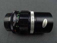 Vintage Minolta Rokkor-PF 135mm 2.8 MD Lens