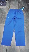 Nwt Adar Womens Plus 3X Womens Tall L Scrub Pants Royal Blue