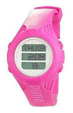 NEW Puma Ladies Pink Digital Sport Watch PU910782002