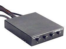Sisun 3.5 Pulgadas Full Aluminio Disquetera Ranura 4 X Sata Hdd interruptor de alimentación Control