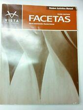 Facetas 3e Student Activities Manual by Jose A. Blanco, Maria Colbert and Blanc…