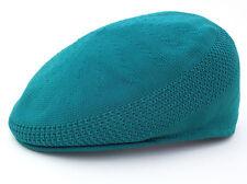 Men's Green Knit Ivy Style Cap - Medium
