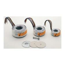 1 x Nuvotem Talema 2 sortie Toroïdal Transformateur, 1000VA, 2 x 55 V AC Audio Amp
