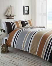 Polycotton Striped Contemporary Bedding Sets & Duvet Covers