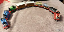 Percy Thomas & Friends Annie & Clarabel Passenger Cars Take N Play Trains