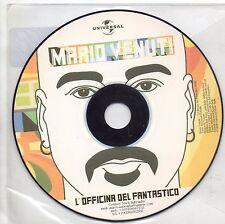MARIO VENUTI CD single PROMO 1 traccia L'OFFICINA DEL FANTASTICO 2008 KABALLA