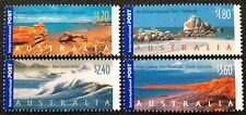2004 PANORAMAS OF AUSTRALIA COASTLINES COMPLETE SET INTERNATIONAL STAMPS **MUH**
