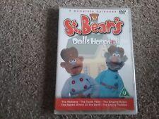 st bears dolls hospital dvd new and sealed freepost
