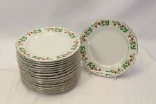 """GC Gibson Ivory China with Gold Rim Bread Plate 7.5/"""""""